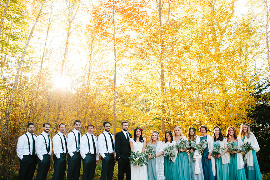 nh wedding, waterville valley, waterville valley wedding, mountain wedding, new england wedding, new england fall wedding, fall wedding
