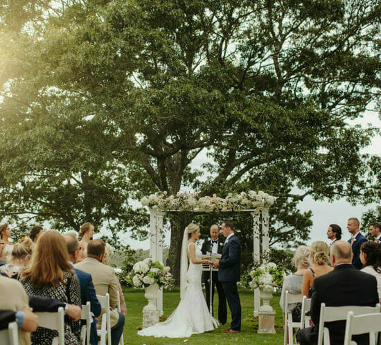 elegant oyster harbors club wedding